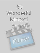 Sis Wonderful Mineral Spring
