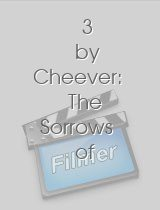 3 by Cheever The Sorrows of Gin