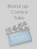 Stand-up Comics Take a Stand