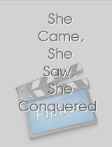 She Came, She Saw, She Conquered