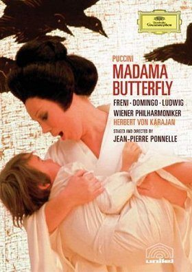 G Puccini Madama Butterfly