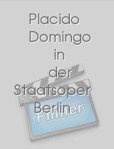 Placido Domingo in der Staatsoper Berlin