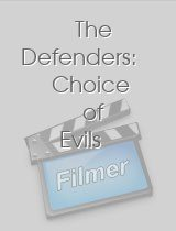 The Defenders Choice of Evils