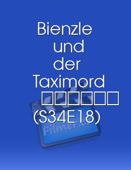 Tatort - Bienzle und der Taximord download