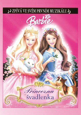 Barbie Princezna a švadlenka download