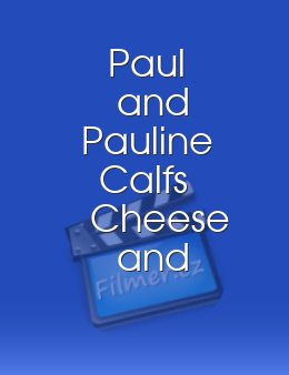 Paul and Pauline Calfs Cheese and Ham Sandwich