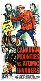 Canadian Mounties vs Atomic Invaders
