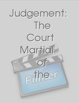 Judgement The Court Martial of the Tiger of Malaya General Yamashita