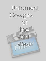 Untamed Cowgirls of the Wild West Part 2: Jammy Glands from the Rio Grande