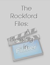 The Rockford Files: A Blessing in Disguise download