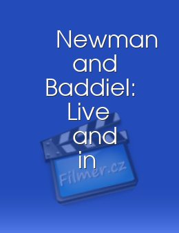 Newman and Baddiel Live and in Pieces