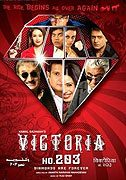 Victoria No 203 Diamonds Are Forever