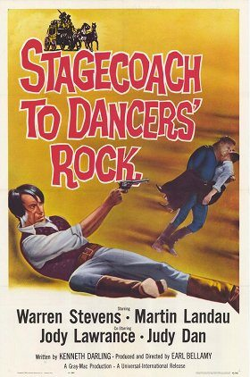 Stagecoach to Dancers Rock