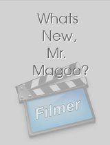 Whats New Mr Magoo?