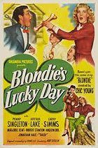 Blondies Lucky Day