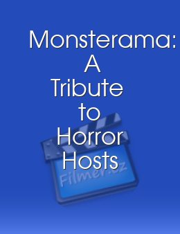 Monsterama A Tribute to Horror Hosts