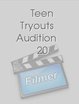 Teen Tryouts Audition 20