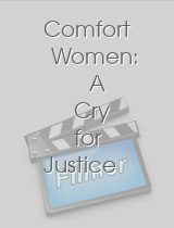 Comfort Women A Cry for Justice
