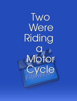 Two Were Riding a Motor Cycle