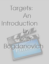 Targets: An Introduction by Peter Bogdanovich