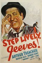 Step Lively Jeeves!