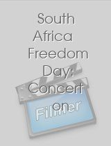 South Africa Freedom Day Concert on the Square