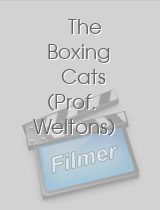 The Boxing Cats Prof Weltons