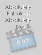 Absolutely Fabulous: Absolutely Not! download