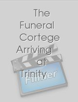 The Funeral Cortege Arriving at Trinity Pier