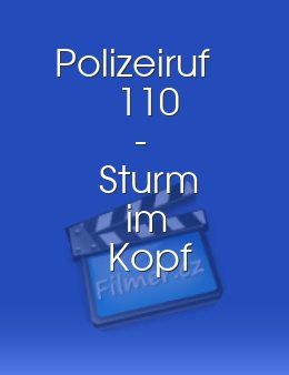 Polizeiruf 110 - Sturm im Kopf download