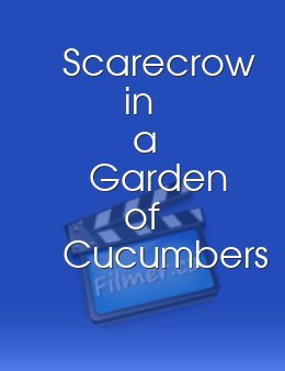 Scarecrow in a Garden of Cucumbers