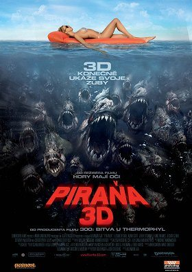 Piraňa 3D download