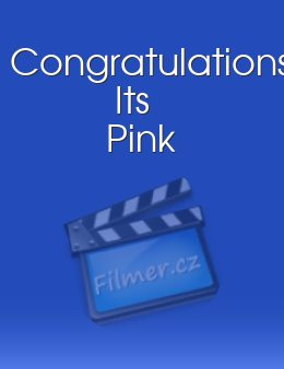 Congratulations Its Pink