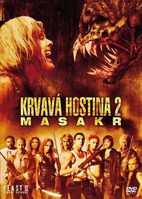 Krvavá hostina 2: Masakr download