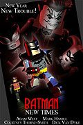 Batman: New Times download