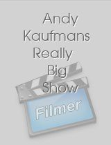 Andy Kaufmans Really Big Show