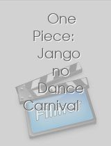 One Piece Jango no Dance Carnival