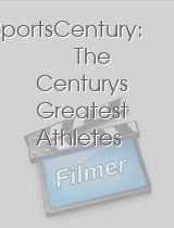 SportsCentury: The Centurys Greatest Athletes