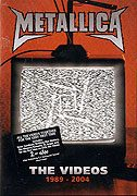 Metallica: The Videos 1989-2004 video kompilace