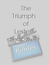 The Triumph of Lester Snapwell