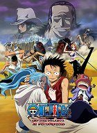 One Piece Episode of Alabaster Sabaku no ojō to kaizoku tachi