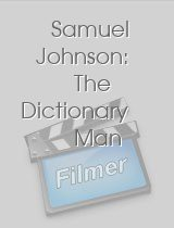 Samuel Johnson The Dictionary Man