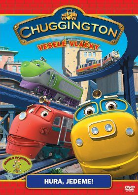 Chuggington - Veselé vláčky download