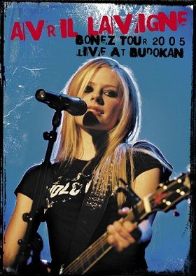 Avril Lavigne Bonez World Tour 2004-2005