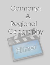 Germany: A Regional Geography
