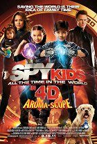 Spy Kids 4D: Stroj času download