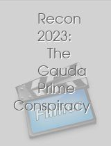 Recon 2023: The Gauda Prime Conspiracy download