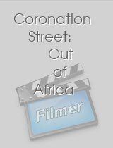 Coronation Street Out of Africa