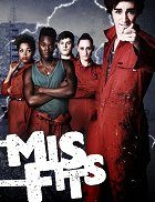 Misfits: Zmetci download