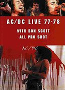 AC-DC Live 77-78 With Bon Scott-All Pro Shot
